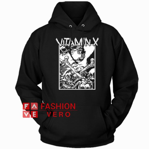 Vitamin X Poster HOODIE Unisex Adult Clothing