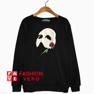 phantom of the opera Mask Sweatshirt
