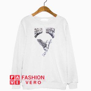 Angel Working Girl 2013 2017 Sweatshirt