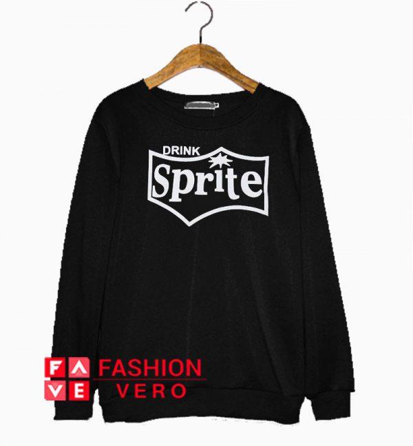 Drink Sprite Sweatshirt