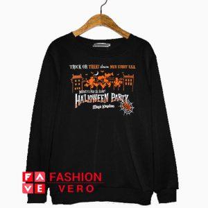 Halloween Party Magic Kingdom 2019 Sweatshirt