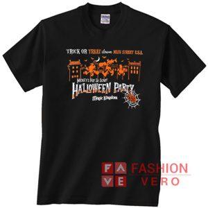 Halloween Party Magic Kingdom 2019 Unisex adult T shirt