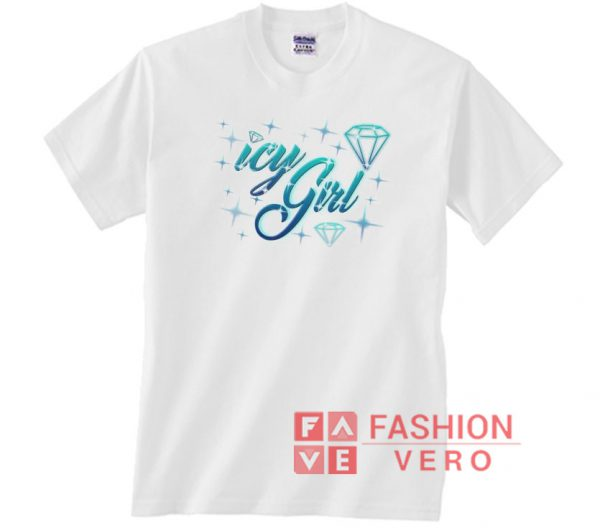 Icy Girl Unisex adult T shirt