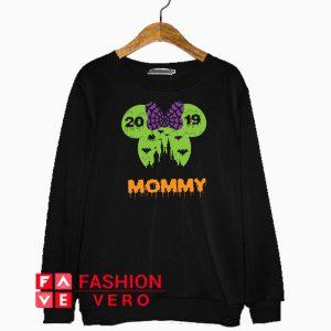 Mickey's Halloween Party 2019 Mommy Sweatshirt