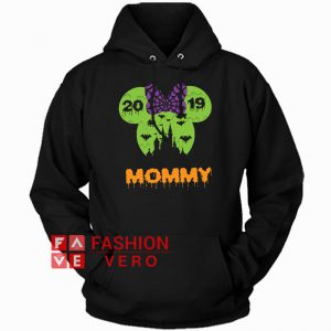Mickey's Halloween Party 2019 Mommy Hoodie - Unisex Adult Clothing