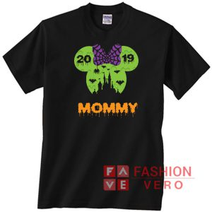 Mickey's Halloween Party 2019 Mommy Unisex adult T shirt