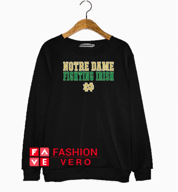 Notre Dame Fighting Irish Sweatshirt
