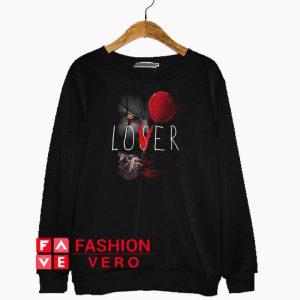 Pennywise It Lover Loser Halloween Sweatshirt