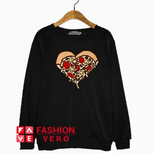 Pizza Heart Sweatshirt