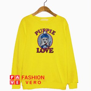 Puppie Love Sweatshirt