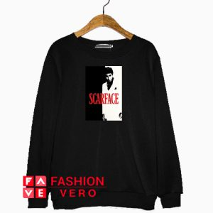 Scarface Tony Montana Sweatshirt