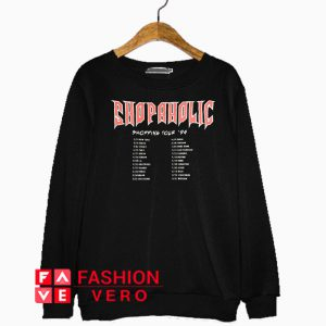 Shopaholic Sweatshirt