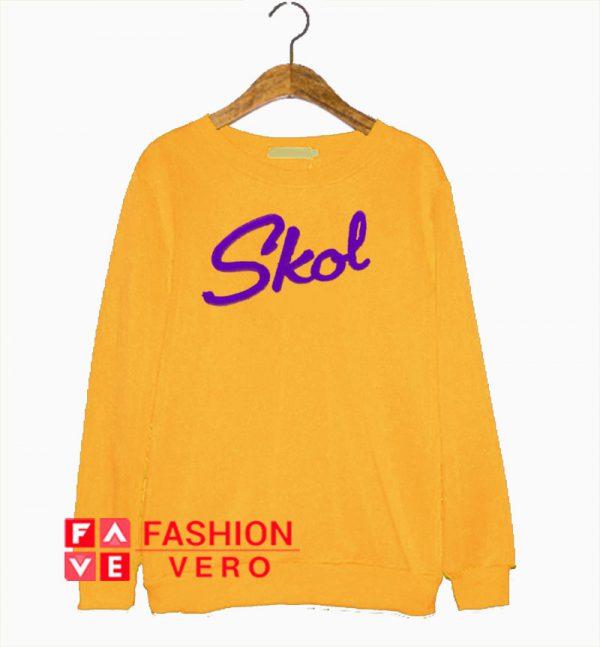 Skol Script Sweatshirt