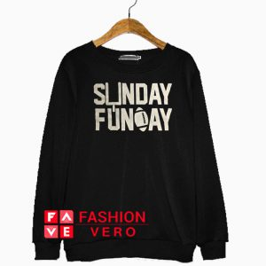Sunday Funday Football Sweatshirt