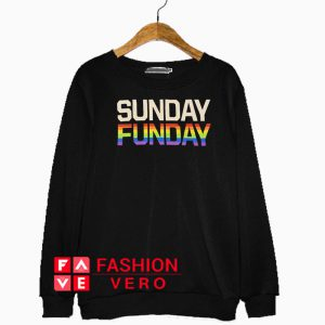 Sunday Funday Pride Sweatshirt