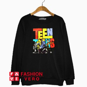 Teen Titans Group Sweatshirt