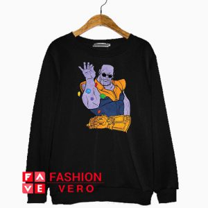 Thanos Salt Bae Sweatshirt