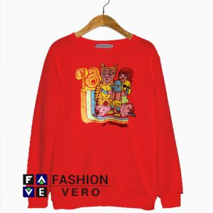 Vintage Of Montreal Sweatshirt