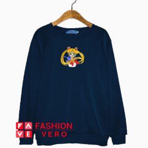 Vintage Sailor Moon Anime Sweatshirt