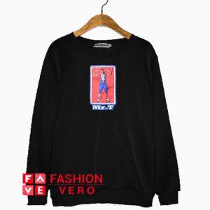 Vintage Xing Mr T Sweatshirt