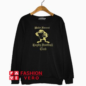 Wake Forest Rugby Football Club Sweatshirt