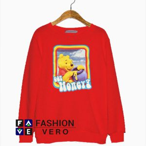 Winnie The Pooh Got Honey Sweatshirt