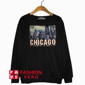 312 Chicago City Sweatshirt