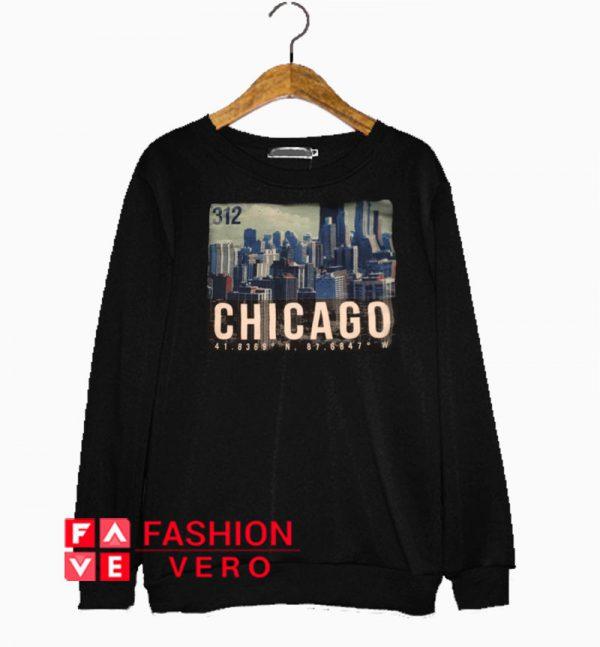 312 Chicago City Sweatshirt