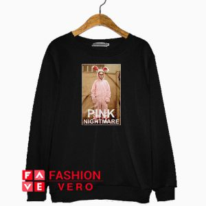 A Christmas Story Pink Nightmare Sweatshirt