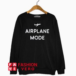 Airplane Mode Cozy Lounge Sweatshirt