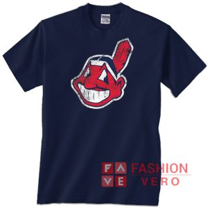 Cleveland Indians Mascot Chief Wahoo Unisex adult T shirt