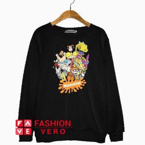 Nickelodeon Characters Sweatshirt