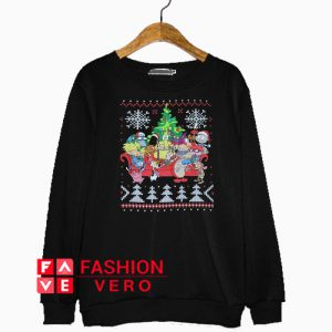 Nickelodeon Christmas Sweatshirt