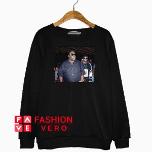 Notorious Big and Puff Sweatshirt