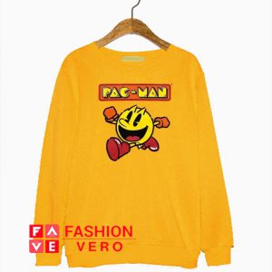 Pac-man Graphic Sweatshirt