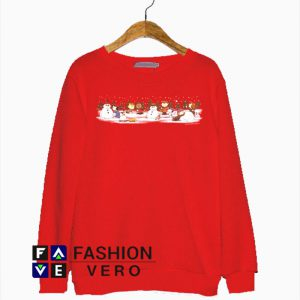 Peanuts Charlie Brown Christmas Sweatshirt