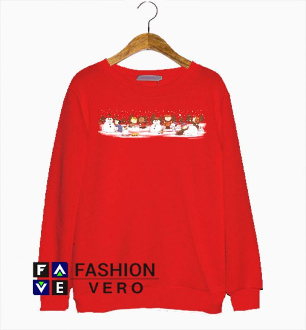 Peanuts Charlie Brown Christmas Sweatshirt