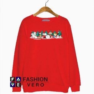 Peanuts Christmas Sweatshirt