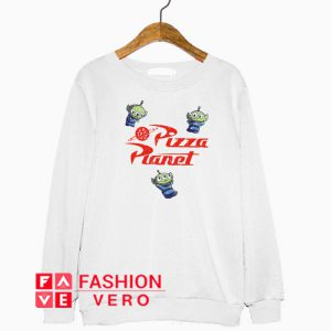 Pizza Planet Aliens Sweatshirt