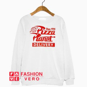 Pizza Planet Delivery 1995 Sweatshirt