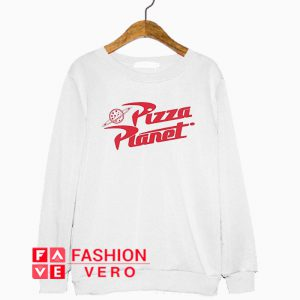 Pizza Planet Logo Sweatshirt