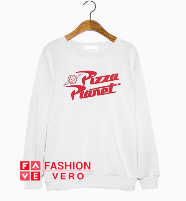 Pizza Planet Logo Sweatshirt