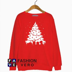 Pokemon Christmas Tree Sweatshirt