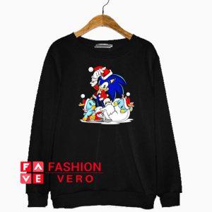 Sonic The Hedgehog Christmas 2019 Sweatshirt