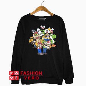 Super Mario Brothers Sweatshirt