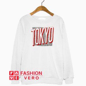 Tokyo Raw Sweatshirt