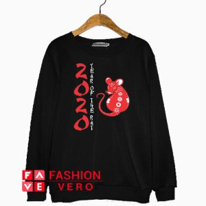 2020 Year Of The Rat Sweatshirt