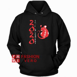 2020 Year Of The Rat Hoodie - Unisex Adult Clothing