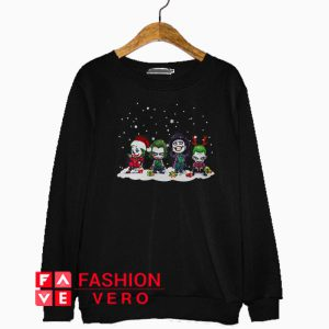 All Joker Merry Christmas Sweatshirt