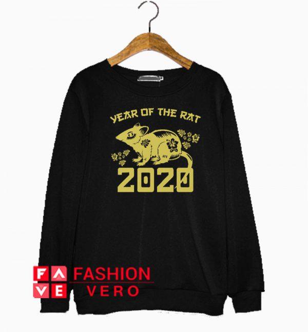 Chinese Zodiac Year Of The Rat 2020 Sweatshirt